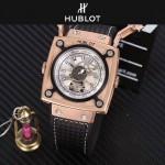 Hublot-01-018 潮流時尚款MP-08系列Automatic進口全自動機械男士手表