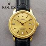 ROLEX-062-02 勞力士日誌系列新款進口瑞士821A機芯男士腕表