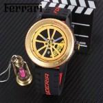 Ferrari法拉利-079-03 法拉利於賽車元素腕表計時石英機芯時尚腕表