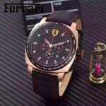 Ferrari法拉利-078-06 法拉利進口VK計時+多功能顯示新品賽車元素計時腕表