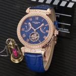 PATEK PHILIPPE-0147 百達翡麗天文陀飛輪機芯全自動機械腕表