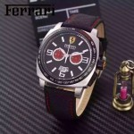 Ferrari法拉利-078-012 法拉利進口VK計時+多功能顯示新品賽車元素計時腕表