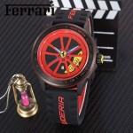 Ferrari法拉利-079-01 法拉利於賽車元素腕表計時石英機芯時尚腕表