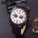 Ferrari法拉利-078-04 法拉利進口VK計時+多功能顯示新品賽車元素計時腕表
