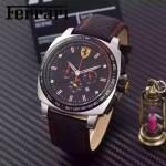 Ferrari法拉利-078-014 法拉利進口VK計時+多功能顯示新品賽車元素計時腕表