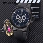 Bvlgari-97-01 寶格麗進口多功能計時石英男士腕表