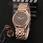 PATEK PHILIPPE-0145-015 百達翡麗進口石英藍寶石鏡面精品男士計時腕表