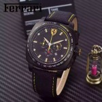 Ferrari法拉利-078-015 法拉利進口VK計時+多功能顯示新品賽車元素計時腕表