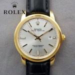 ROLEX-062-01 勞力士日誌系列新款進口瑞士821A機芯男士腕表