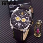 Ferrari法拉利-078-011 法拉利進口VK計時+多功能顯示新品賽車元素計時腕表