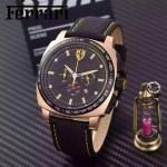 Ferrari法拉利-078-08 法拉利進口VK計時+多功能顯示新品賽車元素計時腕表