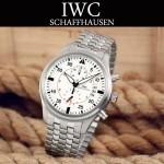 IWC-077 時尚商務進口石英計時機芯Top gun系列男士精品腕表