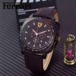 Ferrari法拉利-078-05 法拉利進口VK計時+多功能顯示新品賽車元素計時腕表