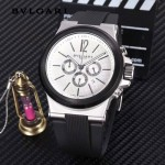 Bvlgari-97-06 寶格麗進口多功能計時石英男士腕表
