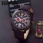 Ferrari法拉利-078 法拉利進口VK計時+多功能顯示新品賽車元素計時腕表