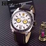 Ferrari法拉利-078-013 法拉利進口VK計時+多功能顯示新品賽車元素計時腕表