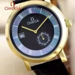 OMEGA-177-03 時尚經典雷德梅尼同款自動機械男士腕表