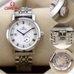 OMEGA-177-02 時尚經典雷德梅尼同款自動機械男士腕表