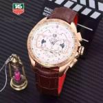 CARRERA-110-03 時尚款進口多功能顯示豪雅運動型計時碼男士腕表