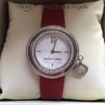 Van Cleef&Arpels-01-03 梵克雅寶charms系列小號瑞士石英機女士腕表