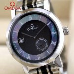 OMEGA-177-01 時尚經典雷德梅尼同款自動機械男士腕表