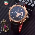 CARRERA-110-02 時尚款進口多功能顯示豪雅運動型計時碼男士腕表