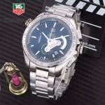 CARRERA-110-09 時尚款進口多功能顯示豪雅運動型計時碼男士腕表