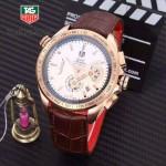 CARRERA-110-05 時尚款進口多功能顯示豪雅運動型計時碼男士腕表