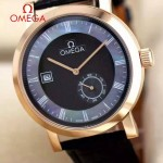 OMEGA-177-05 時尚經典雷德梅尼同款自動機械男士腕表