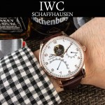 IWC-078-03 萬國飛行員系列全自動機械機芯男士腕表