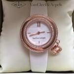 Van Cleef&Arpels-01-08 梵克雅寶charms系列小號瑞士石英機女士腕表