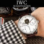 IWC-078 萬國飛行員系列全自動機械機芯男士腕表