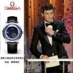 OMEGA-177-09 時尚經典雷德梅尼同款自動機械男士腕表