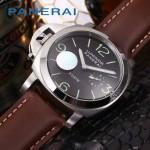 PN1204-017 沛納海雕花自動機械機芯礦物強化玻璃男士腕表