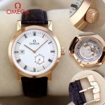 OMEGA-177-06 時尚經典雷德梅尼同款自動機械男士腕表