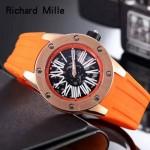 Richard Mille-82 理查德米勒時尚新款女裝西鐵城全自動機芯腕表