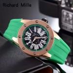 Richard Mille-82-022 理查德米勒時尚新款女裝西鐵城全自動機芯腕表