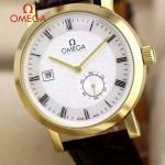 OMEGA-177-04 時尚經典雷德梅尼同款自動機械男士腕表