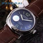 PN1204 沛納海雕花自動機械機芯礦物強化玻璃男士腕表