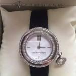Van Cleef&Arpels-01-018 梵克雅寶charms系列小號瑞士石英機女士腕表