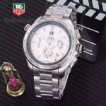 CARRERA-110-08 時尚款進口多功能顯示豪雅運動型計時碼男士腕表