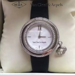 Van Cleef&Arpels-01-05 梵克雅寶charms系列小號瑞士石英機女士腕表