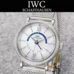 IWC-079-03 萬國柏濤菲諾系列瑞士ETA2836機芯經典四針男士腕表