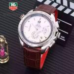 CARRERA-110-01 時尚款進口多功能顯示豪雅運動型計時碼男士腕表