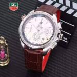 CARRERA-110-07 時尚款進口多功能顯示豪雅運動型計時碼男士腕表