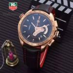 CARRERA-110-06 時尚款進口多功能顯示豪雅運動型計時碼男士腕表