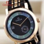 OMEGA-177 時尚經典雷德梅尼同款自動機械男士腕表