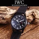 IWC-080 新款男士馬克十七小王子限量版IW326506真牛皮錶帶全自動機械腕錶