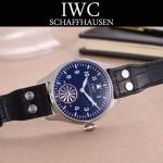 IWC-083-3 潮流新款兩針半系列316精鋼錶殼手動上鏈機械腕錶
