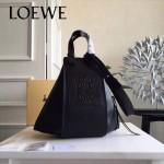 LOEWE 028-01 潮流時尚新款進口西班牙原版牛皮Hammock Bag情侶款包包
